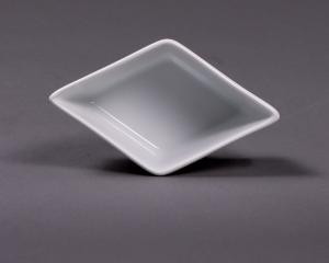 "DISH TAPAS DIAMOND 4.5""X3"""